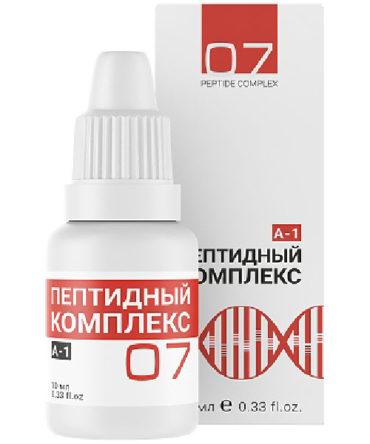 «Пептидный комплекс №7» для поджелудочной железы