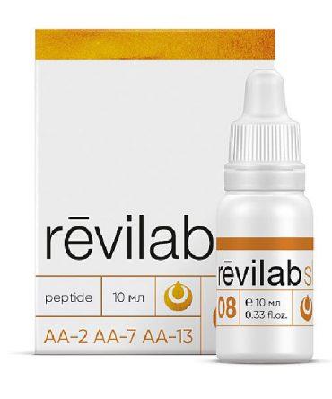 Пептидный комплекс для почек, мочевыделительной системы «Revilab SL 08»