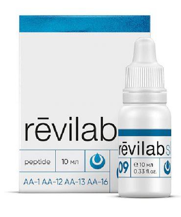 Пептидный комплекс для мужского здоровья «Revilab SL 09»