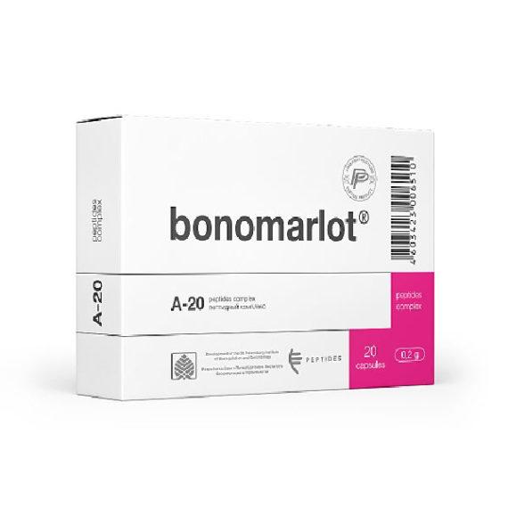 Peptidnyj kompleks serii Citomaksy dlya kletok krovi Bonomarlot
