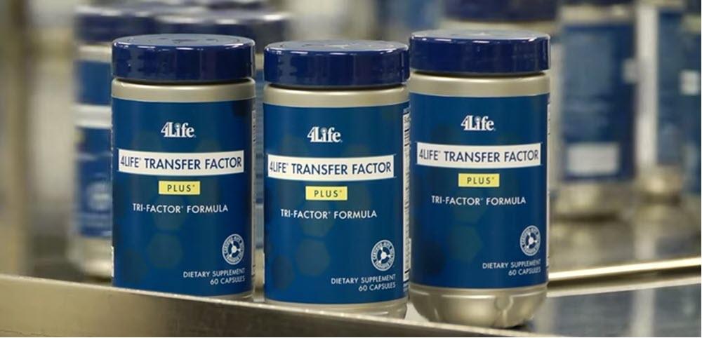 Produkciya Transfer Faktor 4Life v vashem gorode
