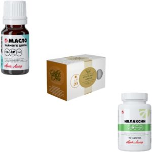 Antisepticheskie biodobavki ot infekcij i vospalenij ArtLajf