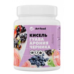 Bad Kisel Guava Aroniya Chernika Art Lajf