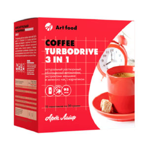 Bad Kofe Turbodrive 3 in 1 ArtLajf