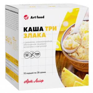 Bad kasha Tri zlaka s ananasom ArtLajf