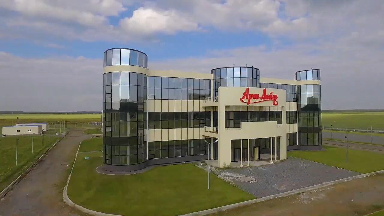 Centralnyj ofis kompanii ArtLajf