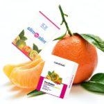 Bady s mandarinom