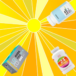Bady c vitaminom D3