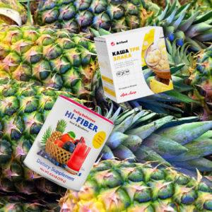 Bady s ananasom