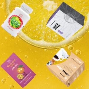 Bady s limonnoj kislotoj