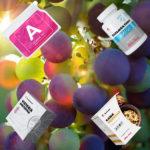 Bady s vinogradom